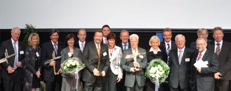 Emsländischer Unternehmerpreis 2009 vom Wirtschaftsverband des Landkreises Emsland