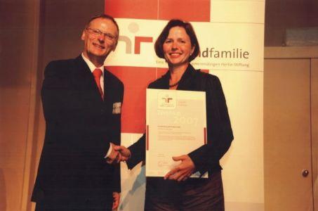 In 2007 wurde die Steuerkanzlei Knollenborg & Partner erstmals reauditiert.